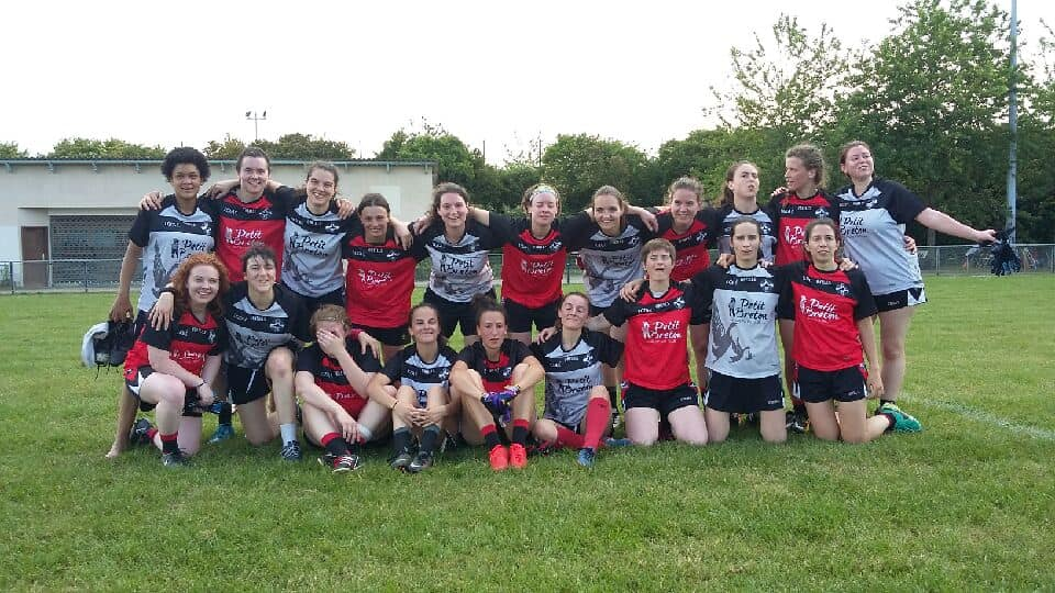 2018 French Ladies Football Championship Round 3 Rennes Gaelic
