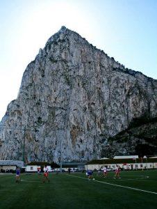 Gibraltar Gaels Vs Seville Gaels @ Devils Road MOD Base | Gibraltar