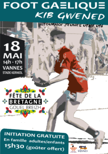 KIB GWENED Vannes Youth Tournament @ Vannes - Stade de Kerniol | Vannes | Bretagne | France